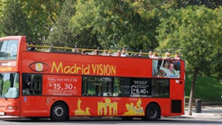 La UTE Madrid City Tour tomará el relevo de la EMT en la gestión de los autobuses turísticos desde mañana