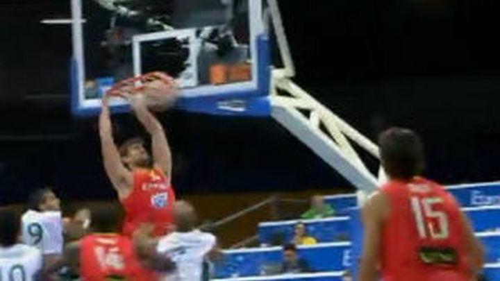 Eurobasket 2011: España logra ante Portugal su segunda victoria (87-73)