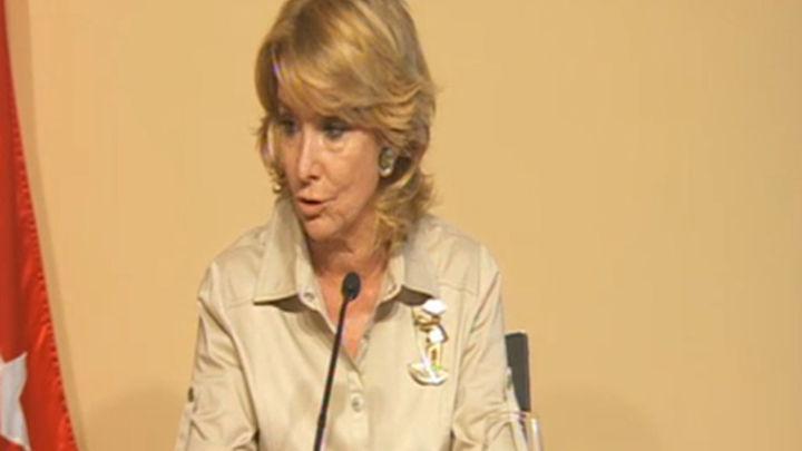 """Aguirre confía en que los profesores harán un """"esfuerzo"""" porque """"tienen vocación de servicio público"""""""