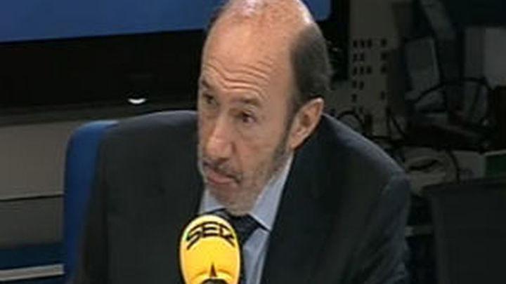 """Rubalcaba recaudará 2.400 millones de """"impuestos"""" al patrimonio y a los bancos"""