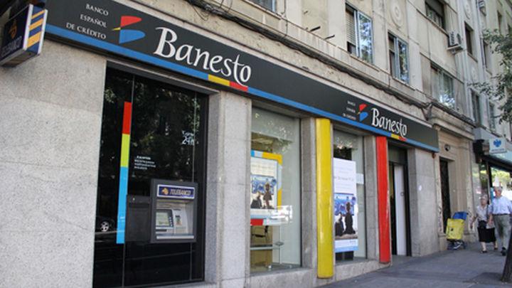 Cae el beneficio de Banesto un 34%
