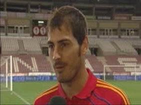 Entrevista exclusiva de Telemadrid a Iker Casillas