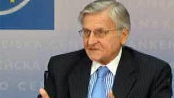 Trichet sugiere el final de las subidas de tipos,  pero deja en el aire la posibilidad de rebajarlos