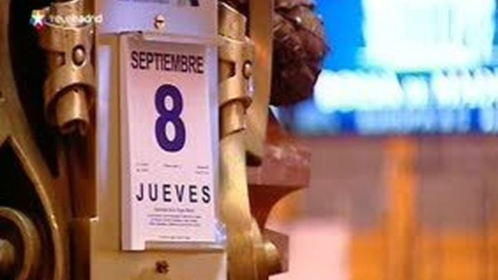 El Ibex, en el que entrará Bankia en Octubre, sube un 1,49% y se coloca en 8.277 puntos