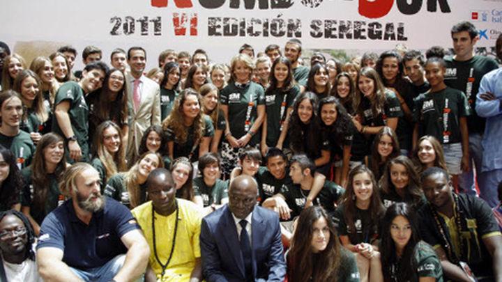 Los aspirantes a participar en Madrid Rumbo al Sur pasan las últimas pruebas