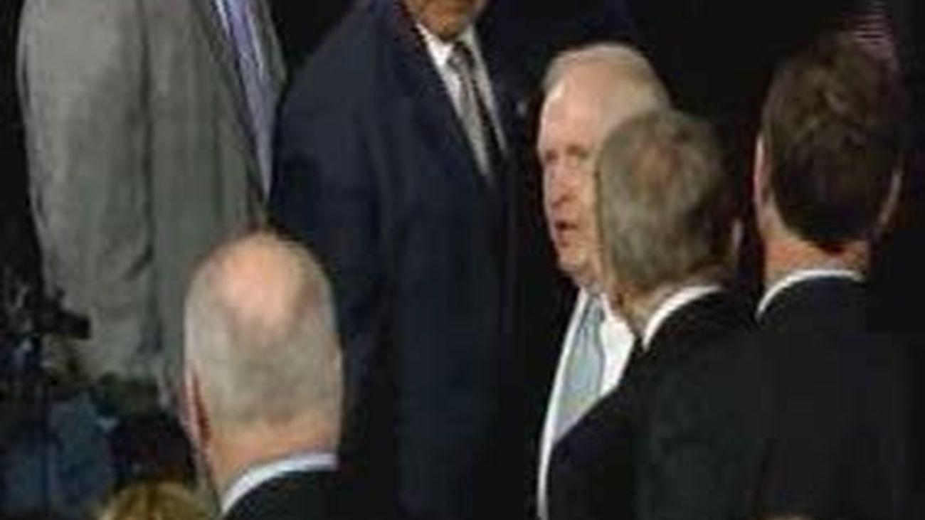 Barak Obama presenta en el Congreso un ambicioso plan para crear empleo