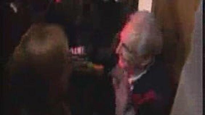 """Interrogan a Strauss-Kahn como """"testigo"""" por una denuncia por intento de violación de una periodista"""