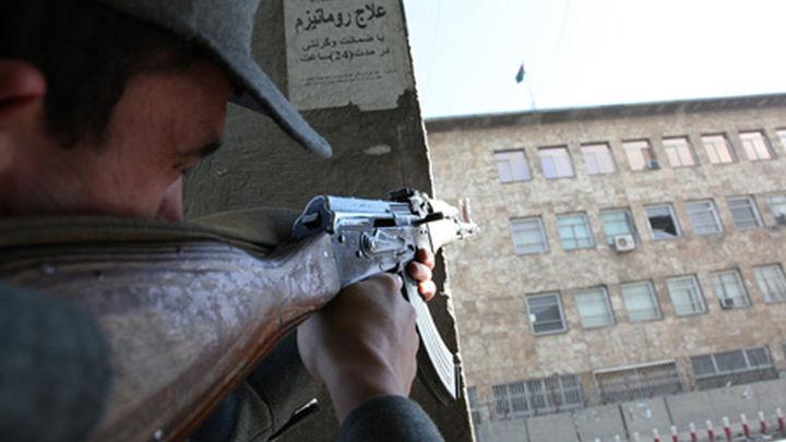 La Embajada de EEUU en Kabul cierra sus puertas