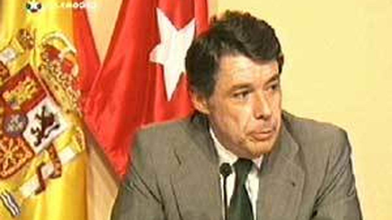 """Ignacio González se pregunta si Rubalcaba """"va  a pagar"""" el nuevo impuesto de Patrimonio"""