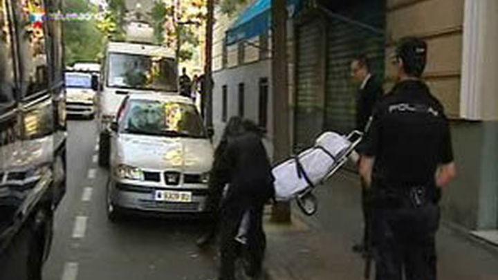 Encuentran muerta con signos de violencia a una mujer de 72 años en su casa de Argüelles