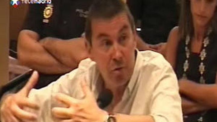 La Audiencia Nacional condena a diez años de cárcel a Arnaldo Otegi y a Diaza Usabiaga
