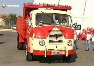 San Martín de la Vega acoge una concentración de camiones clásicos