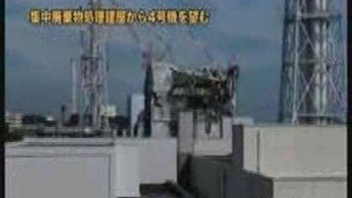 Alerta en Fukushima por el tifón Roke