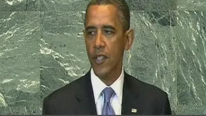 """La paz """"no vendrá de resoluciones de la ONU"""" sino de las negociaciones entre israelíes y palestinos"""