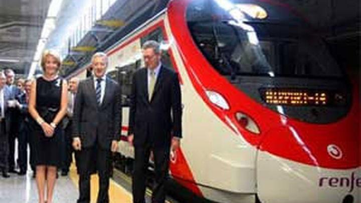 Entra en servicio la nueva estación de Cercanías de la T-4 de Barajas