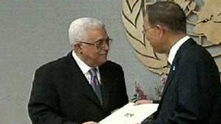 Palestina pedirá en la ONU el estatus de Estado no miembro