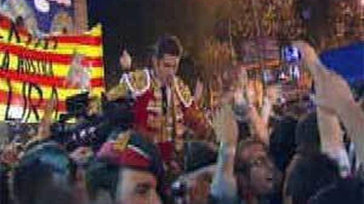 """Barcelona dice adiós a los toros con gritos de """"libertad"""" y una gran faena de José Tomás"""