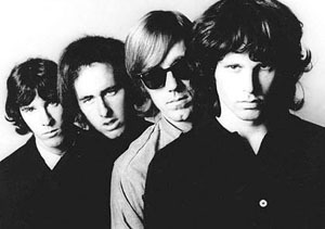 The Doors, en concierto