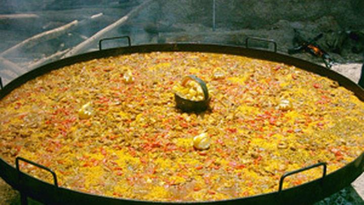 Tres mil personas comerán paella en las fiestas de Villarejo de Salvanés