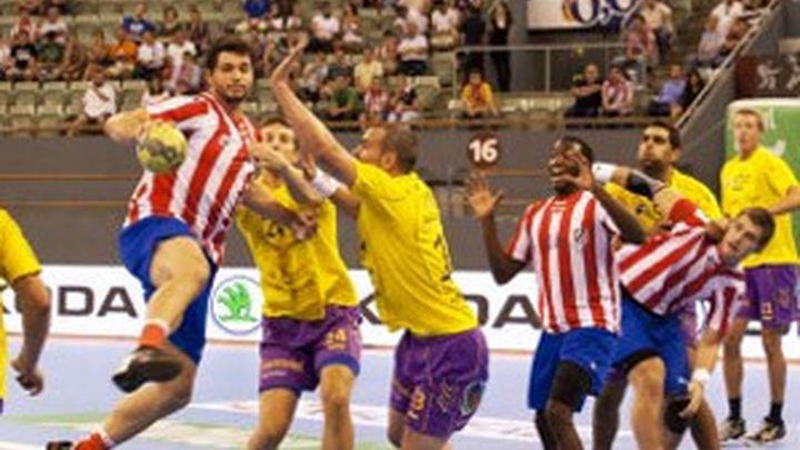 El C.B. Atlético de Madrid arranca en Europa con una sufrida victoria