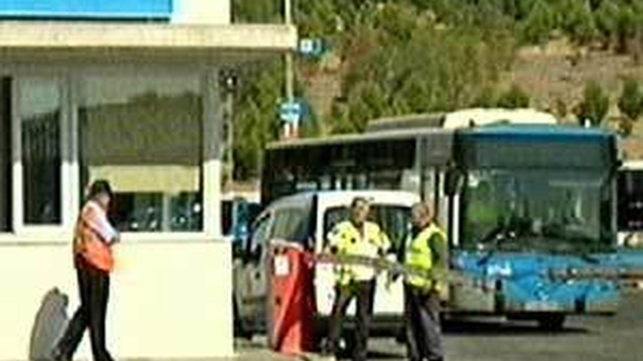 Los ladrones de la EMT se llevaron más de 50.000 euros en 30 bolsas