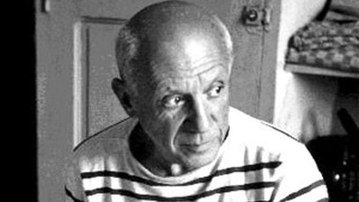 """Roban la """"Cabeza de mujer """" de Picasso de la Galería Nacional de Atenas"""