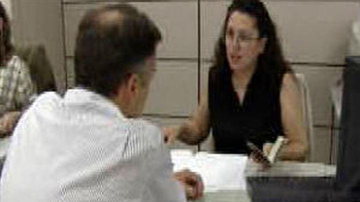 El paro sube en 95.817 desempleados en septiembre, su mayor repunte desde 1996