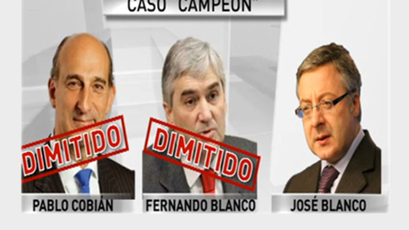 Dimite el diputado del BNG Fernando Blanco por la trama de las ayudas ilegales