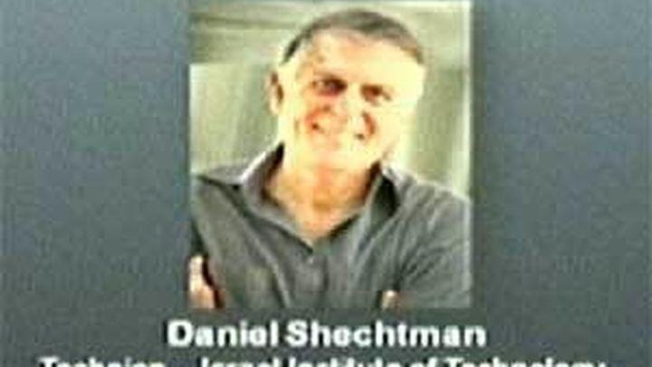 Daniel Shechtman, Nobel de Química 2011