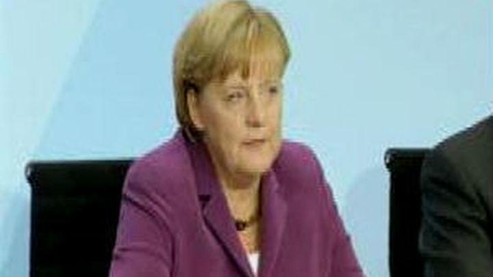 Merkel y Cameron no logran acuerdo sobre tasa a las transacciones financieras