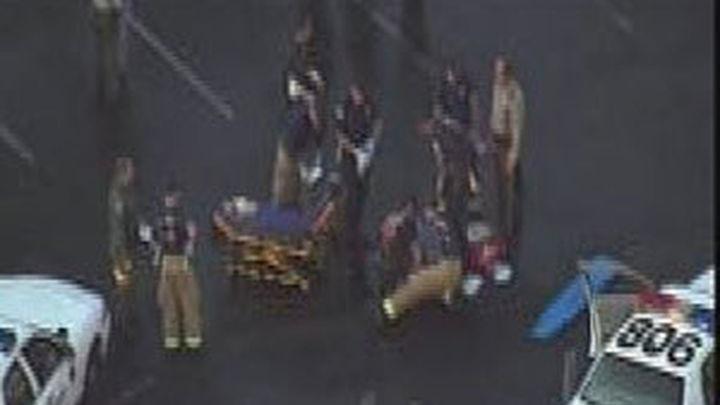 Tres muertos y siete heridos en un tiroteo, en California