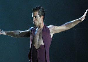 Antonio Najarro, director del Ballet Nacional Español