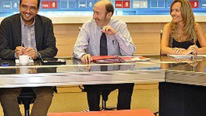 Los barones del PSOE discrepan sobre el momento de celebrar las primarias