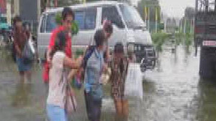 269 muertos en las inundaciones de Tailandia