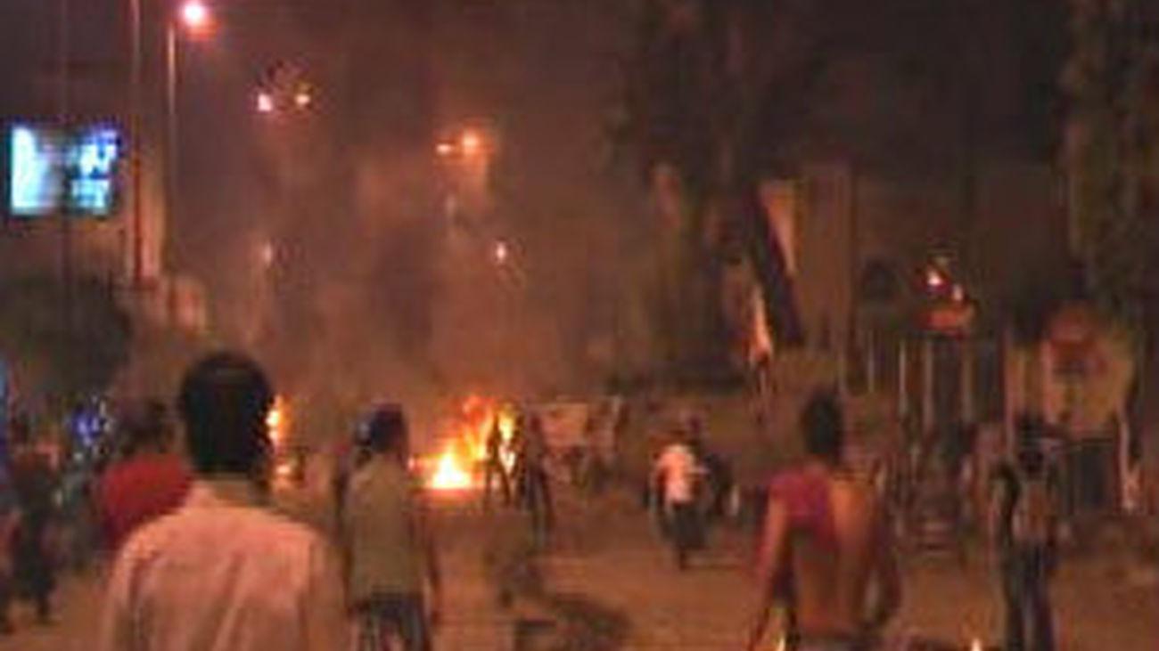 Acusan al Ejército egipcio de lanzar cadáveres de manifestantes coptos al Nilo