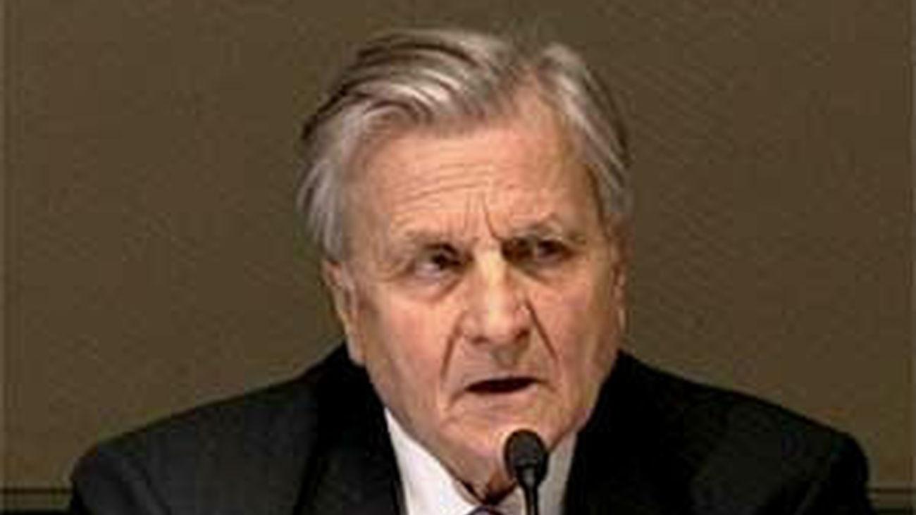 Trichet mete prisa para recapitalizar la banca porque la crisis es ya sistémica