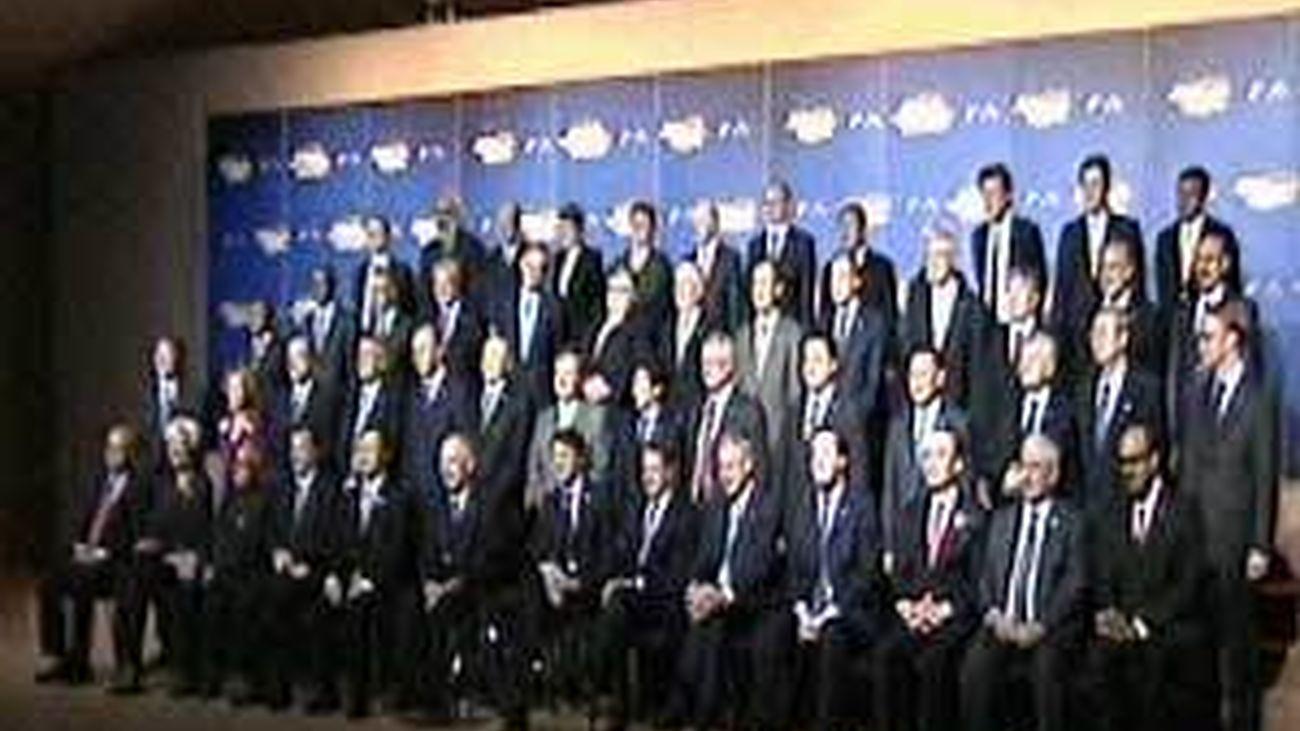 El G20 espera de Europa hechos inmediatos para evitar el contagio de su crisis