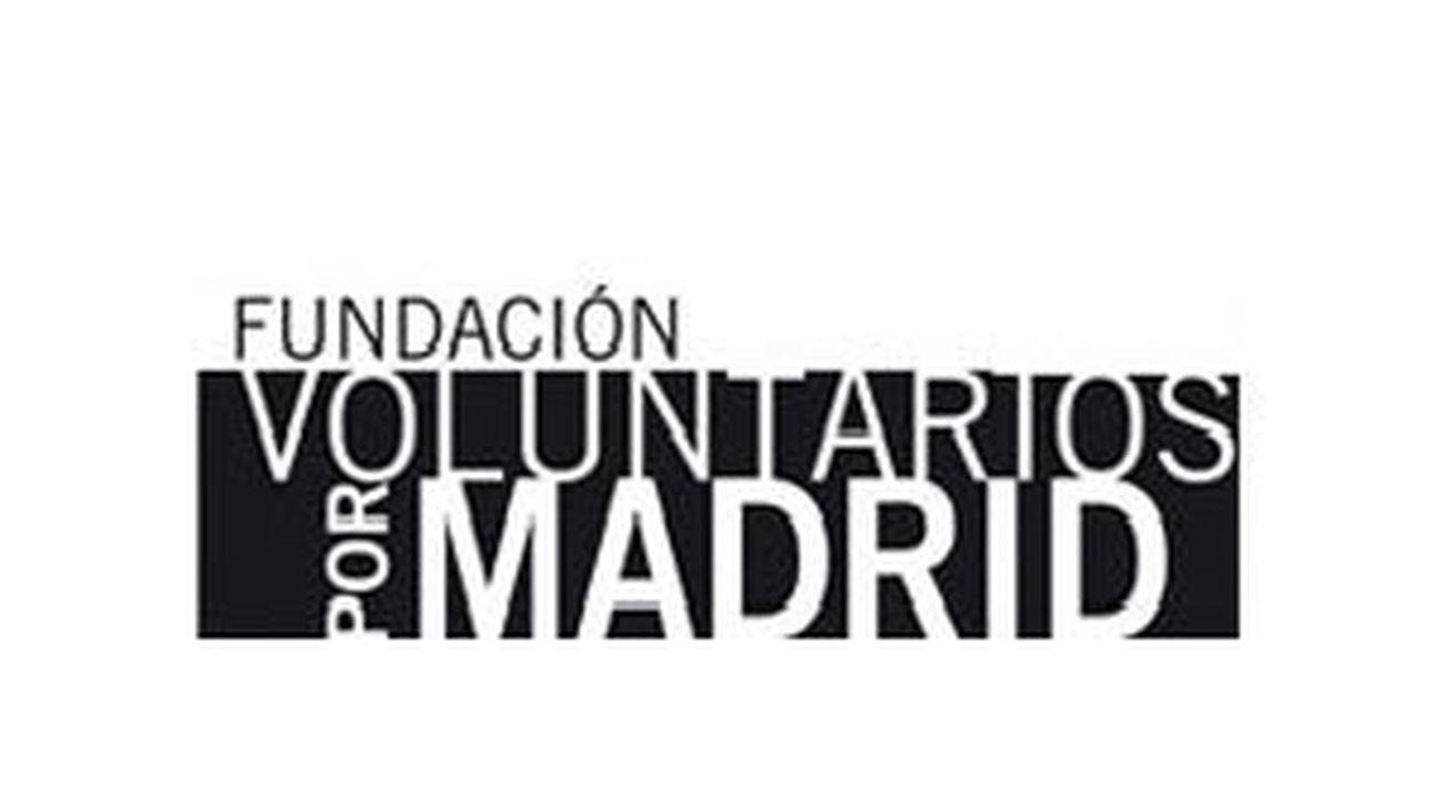 Logo Fundación voluntarios por Madrid
