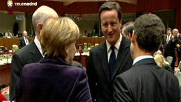 La UE podría pedir nuevos ajustes a Zapatero y Berlusconi en la cumbre del domingo