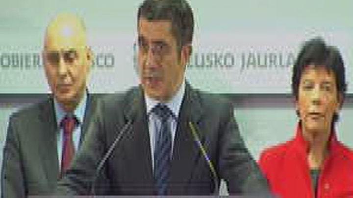 El Gobierno Vasco quiere ahorrar 100 millones en gastos de personal en 2012