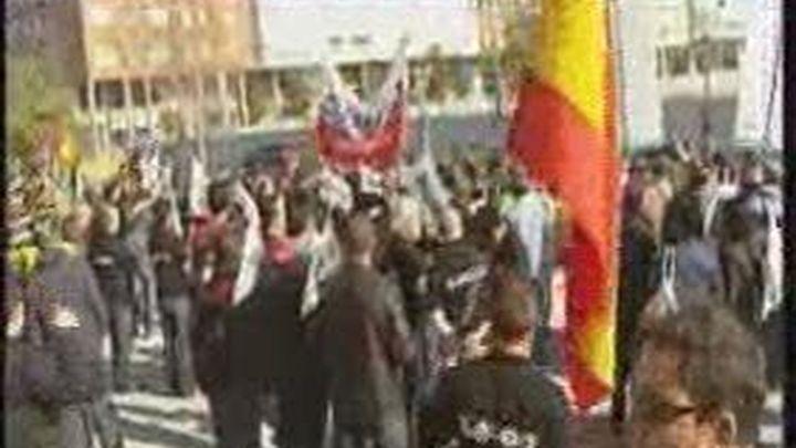 """Los Guardias Civiles piden en Vitoria que se acabe el """"Apartheid""""  al que les somete Bildu"""