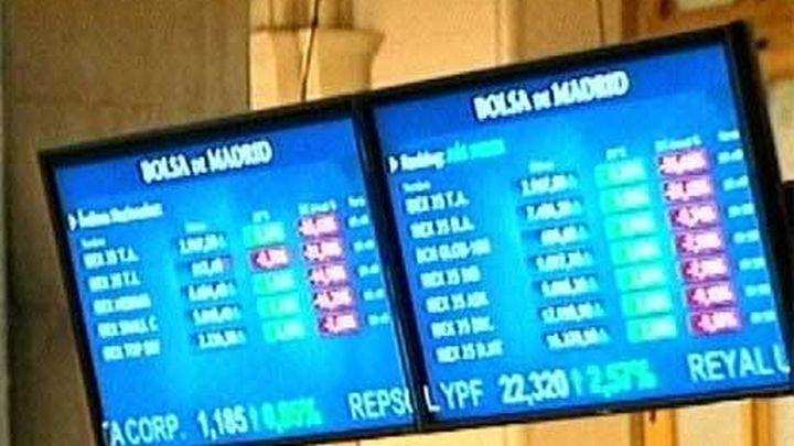 El Ibex pierde un 0,79% y se queda en 8.644,30 puntos
