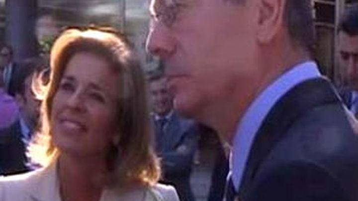 Cobo confirma que Ana Botella sería alcaldesa si Gallardón se va