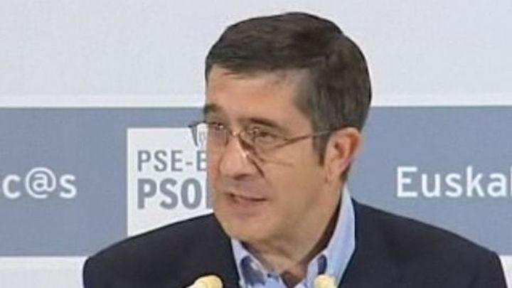 El PSE reelige a López que recalca el perfil de izquierda y ética socialista