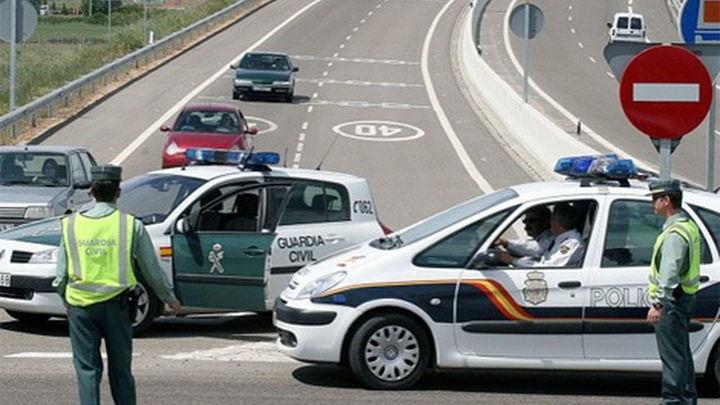 La DGT recomienda no circular por parte de la A1 por competición en el Jarama
