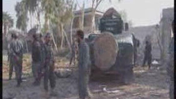 Atentado suicida contra una ONG en Kandahar