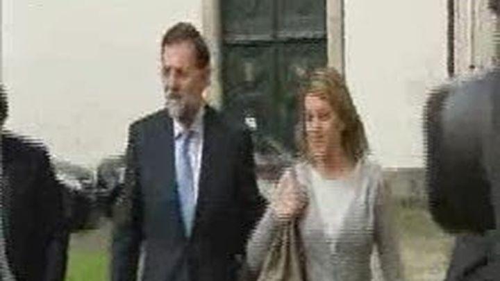 """Rajoy presenta el programa electoral del PP como """"un listado de tareas"""""""