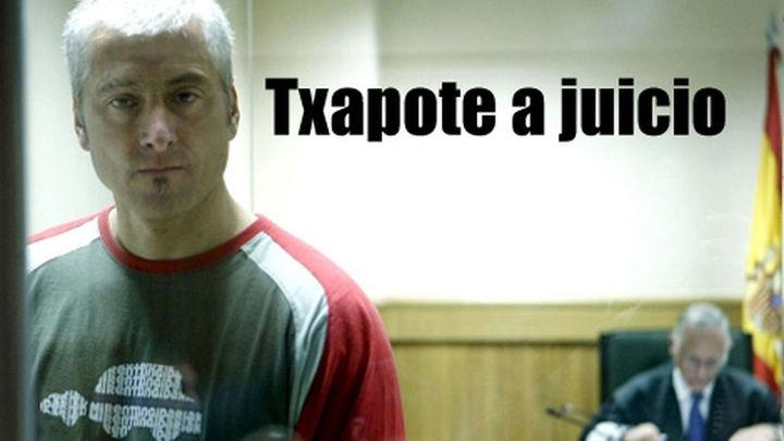 """""""Txapote"""" se sienta hoy en el banquillo"""