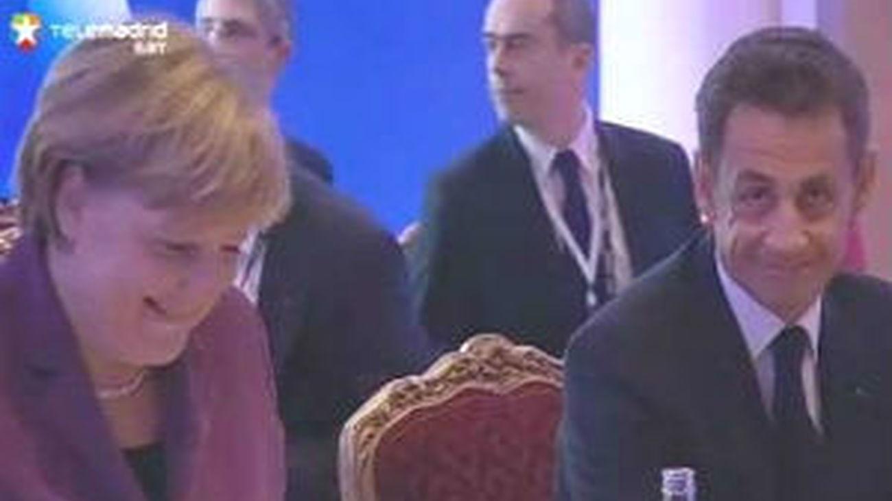 Congelada la próxima a ayuda a Grecia y en el aire su futuro en el euro