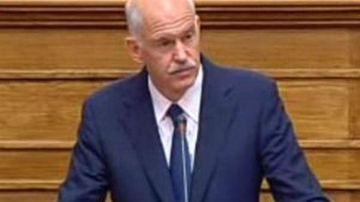 Comienza la moción de confianza que podría tumbar al Gobierno Papandreu